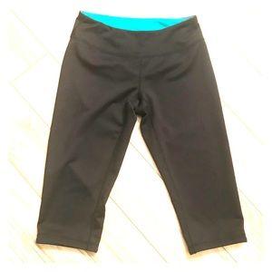 Zella reversible crop leggings
